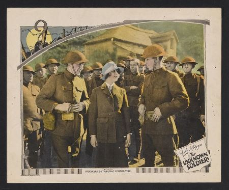 The Unknown Soldier 1926Stars Charles Emmett Mack Marguerite De