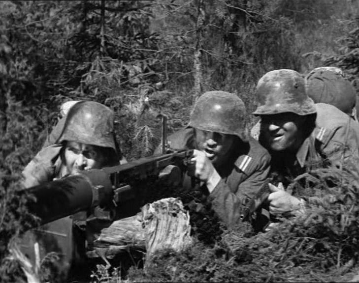 The Unknown Soldier (1955 film) Tuntematon sotilas The Unknown Soldier 1955 Edvin Laine Kosti