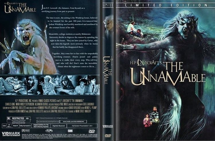 The Unnamable (film) The Unnamable film Alchetron The Free Social Encyclopedia