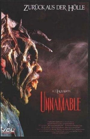 The Unnamable (film) The Unnamable DVD 1988 999 BUY NOW RareDVDsBiz
