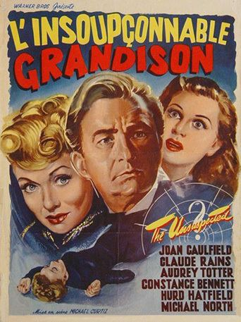 Guilty Pleasures 5 Reasons to Love The Unsuspected 1947 Nitrate