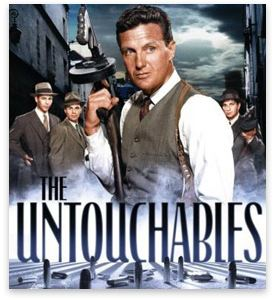 The Untouchables (1959 TV series) The Untouchables 1959 TV series Wikipedia
