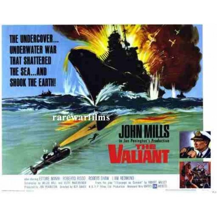 The Valiant (1962 film) The Valiant