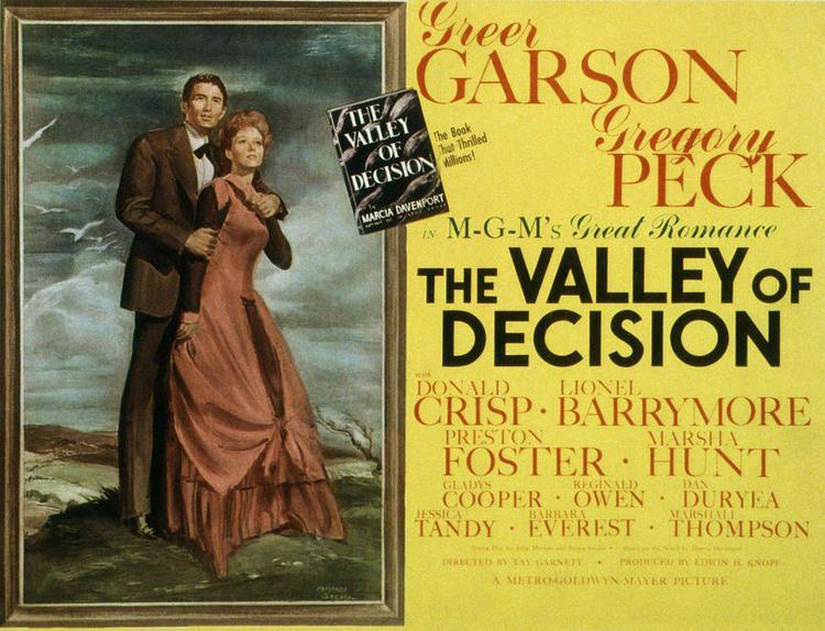 The Valley of Decision The Valley of Decision The Battle of Homestead Foundation
