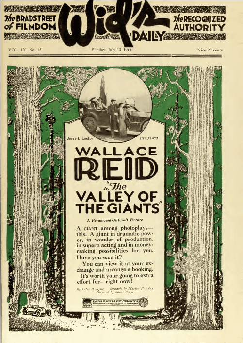 FileWallace Reid The Valley of the Giants Film Daily 1919png
