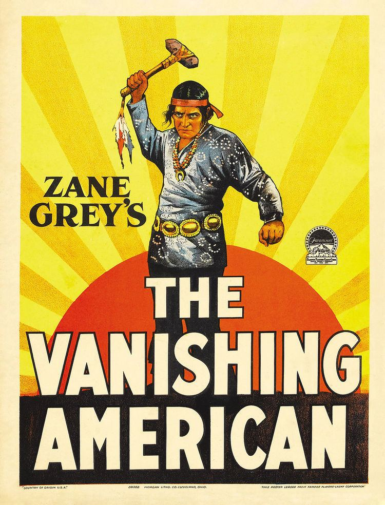 The Vanishing American Wikipedia