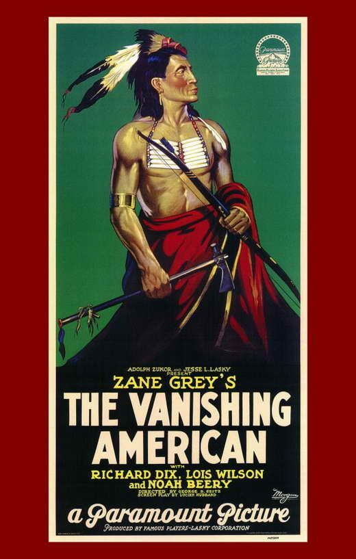 The Vanishing American Movie Posters From Movie Poster Shop