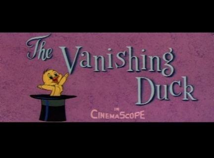 Tom and Jerry The Vanishing Duck B99TV