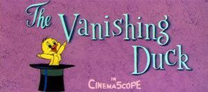 The Vanishing Duck movie poster