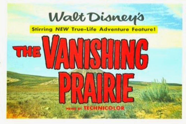 Treasures from the Disney Vault The Vanishing Prairie 1954