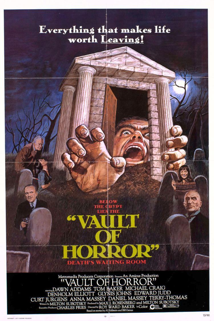 The Vault of Horror (film) wwwgstaticcomtvthumbmovieposters44165p44165
