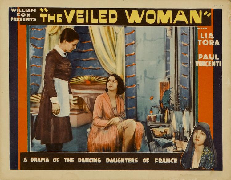 The Veiled Woman Fox Film Corporation 1929 The Bela Lugosi Blog