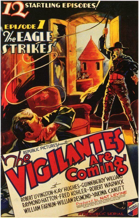 Picture of The Vigilantes Are Coming