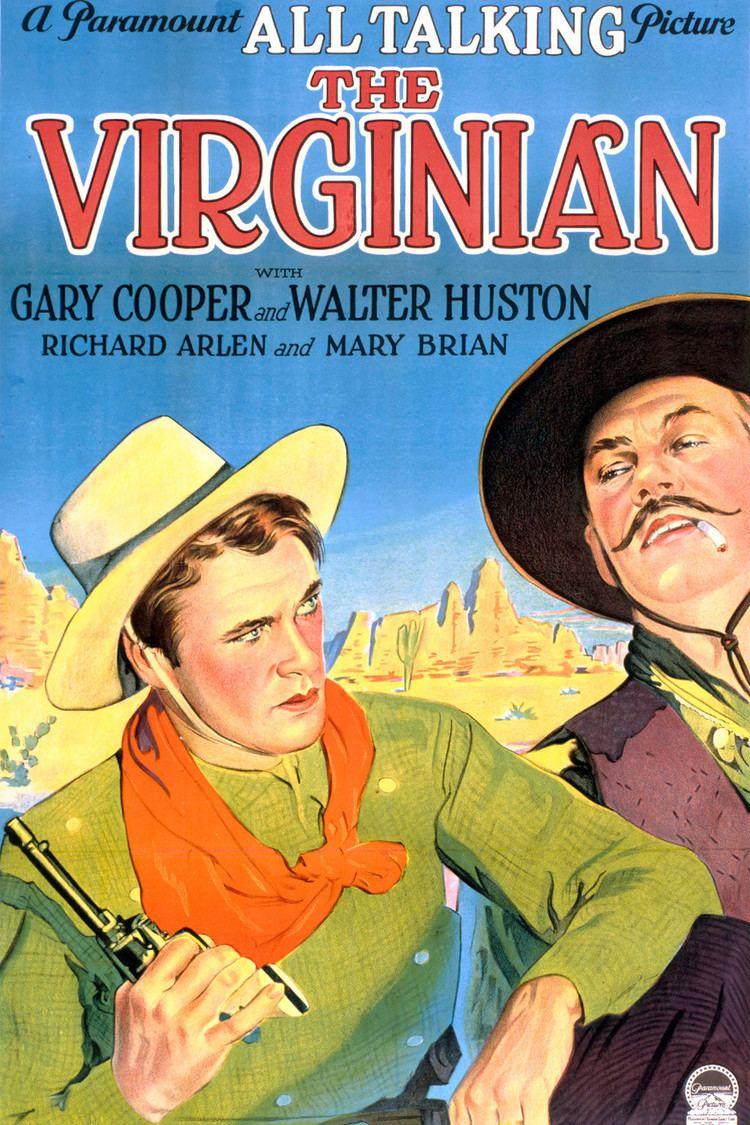 The Virginian (1929 film) wwwgstaticcomtvthumbmovieposters42533p42533