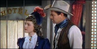 The Virginian (1946 film) A Western Movie Review by Jonathan Lewis THE VIRGINIAN 1946