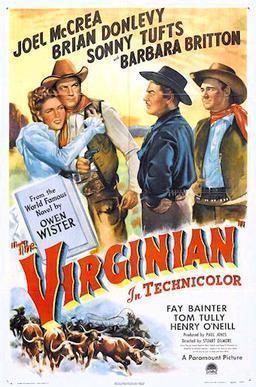 The Virginian (1946 film) The Virginian 1946 film Wikipedia