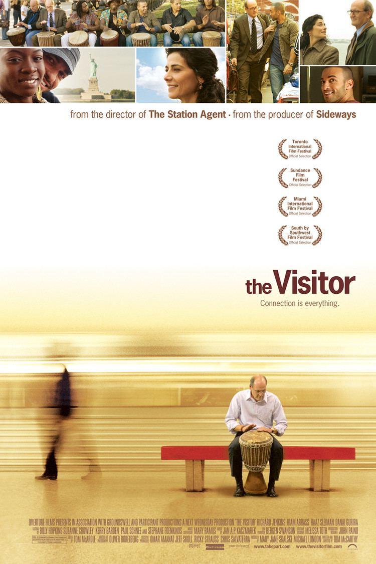 The Visitor (2007 drama film) wwwgstaticcomtvthumbmovieposters175221p1752