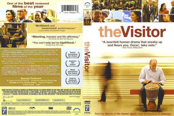 The Visitor (2007 drama film) The Visitor 2007 a splash of vanilla