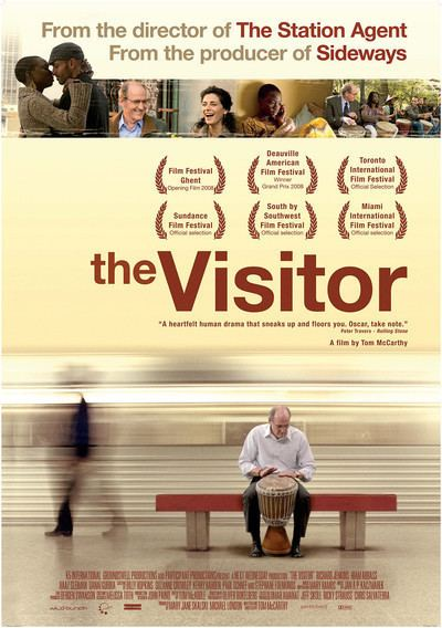 The Visitor (2007 drama film) The Visitor Movie Review Film Summary 2008 Roger Ebert