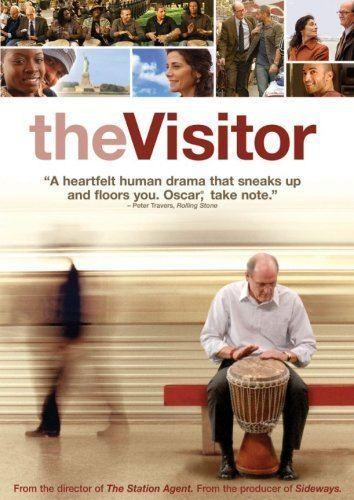 The Visitor (2007 drama film) Amazoncom Visitor The Richard Jenkins Hazz Sleiman Hiam Abbas