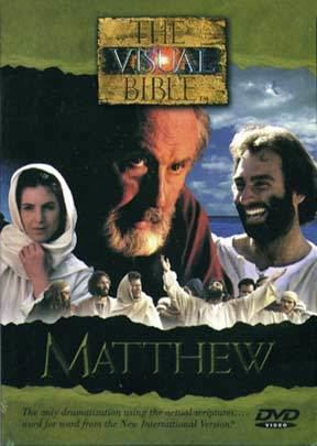 The Visual Bible: Matthew The Gospel According to MATTHEW 1993 Visual Parables
