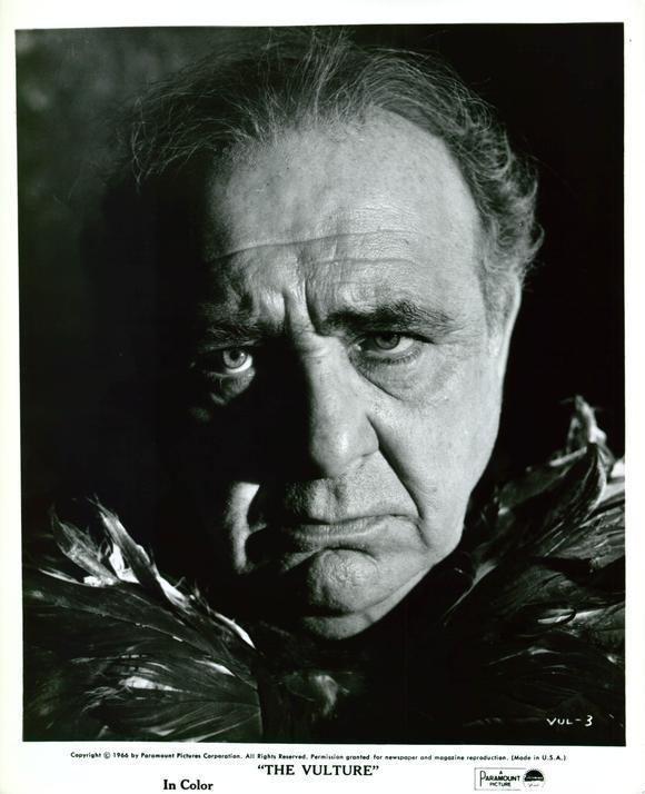 The Vulture (1967 film) The Vulture 1967 HORRORPEDIA