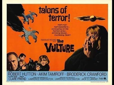 The Vulture (1967 film) The Vulture 1967 Movie Posters Pinterest Movie