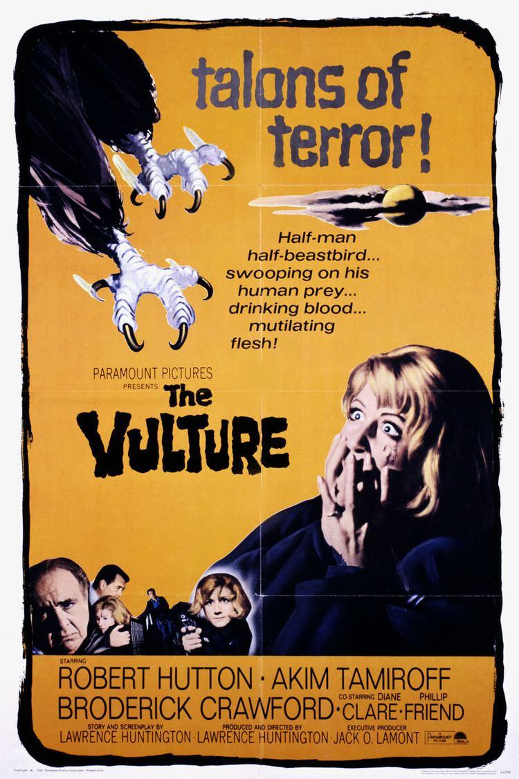 The Vulture (1967 film) wwwgstaticcomtvthumbmovieposters36844p36844