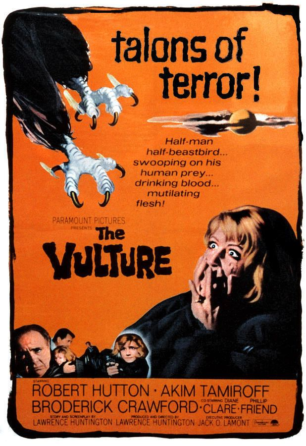 The Vulture (1967 film) In Swoops The Vulture 1967 The Telltale Mind