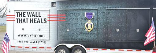 Vietnam Veterans Memorial Fund The Wall That Heals Traveling Wall