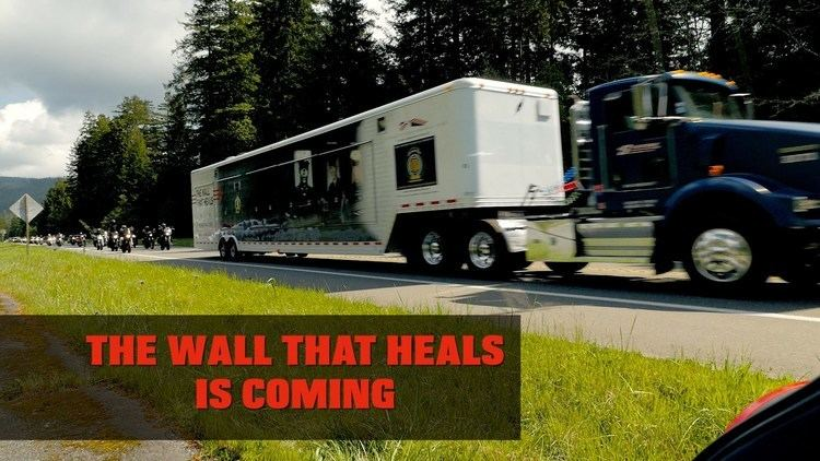 The Wall That Heals is Coming AMVETS YouTube