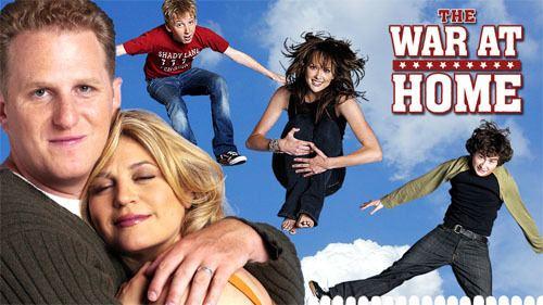 The War at Home (TV series) The War at Home TV fanart fanarttv