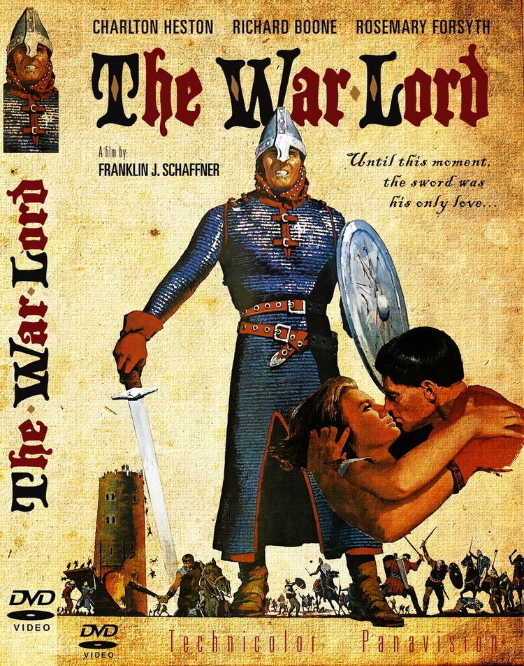 The War Lord Still Of Maurice Evans In The War Lord 1965 Picture The War Lord