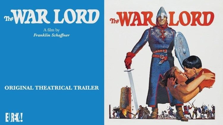 The War Lord THE WAR LORD Original Theatrical Trailer YouTube