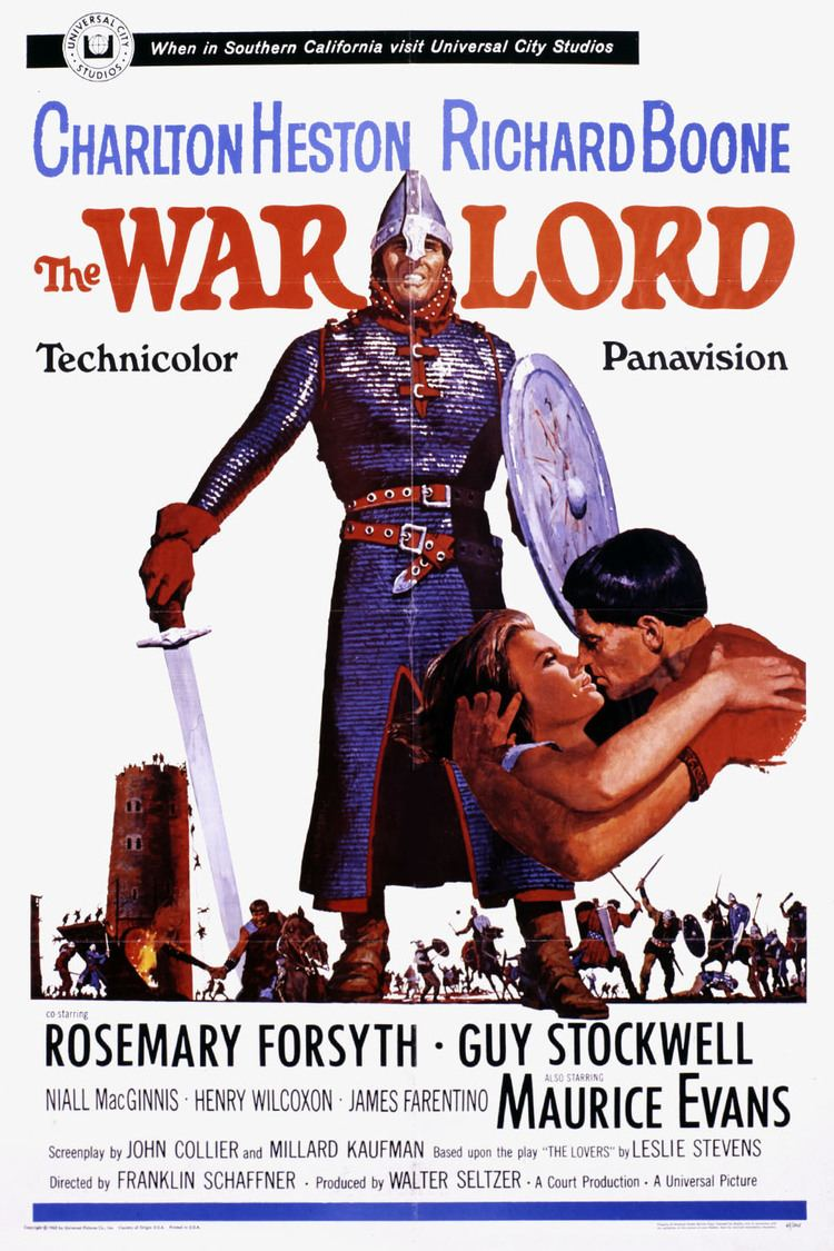 The War Lord wwwgstaticcomtvthumbmovieposters771p771pv