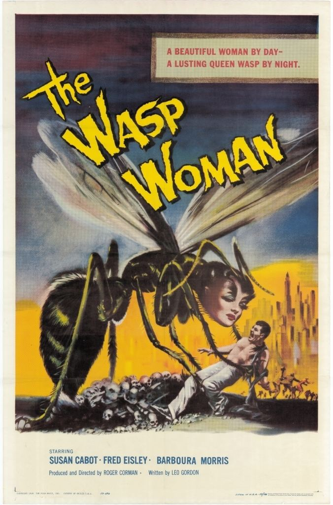 The Wasp Woman The Wasp Woman A Makeover Gone Murderous American Heritage Center