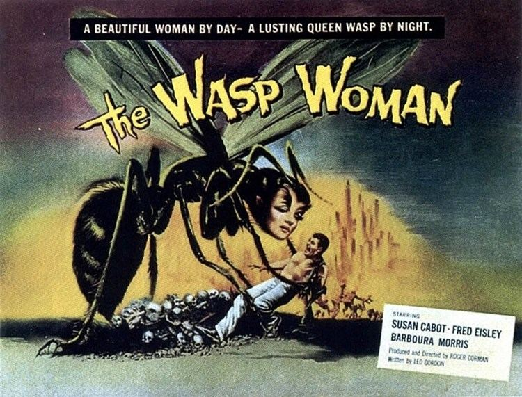 The Wasp Woman The Wasp Woman Trailer YouTube