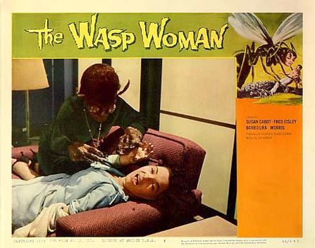 The Wasp Woman The Wasp Woman 1959