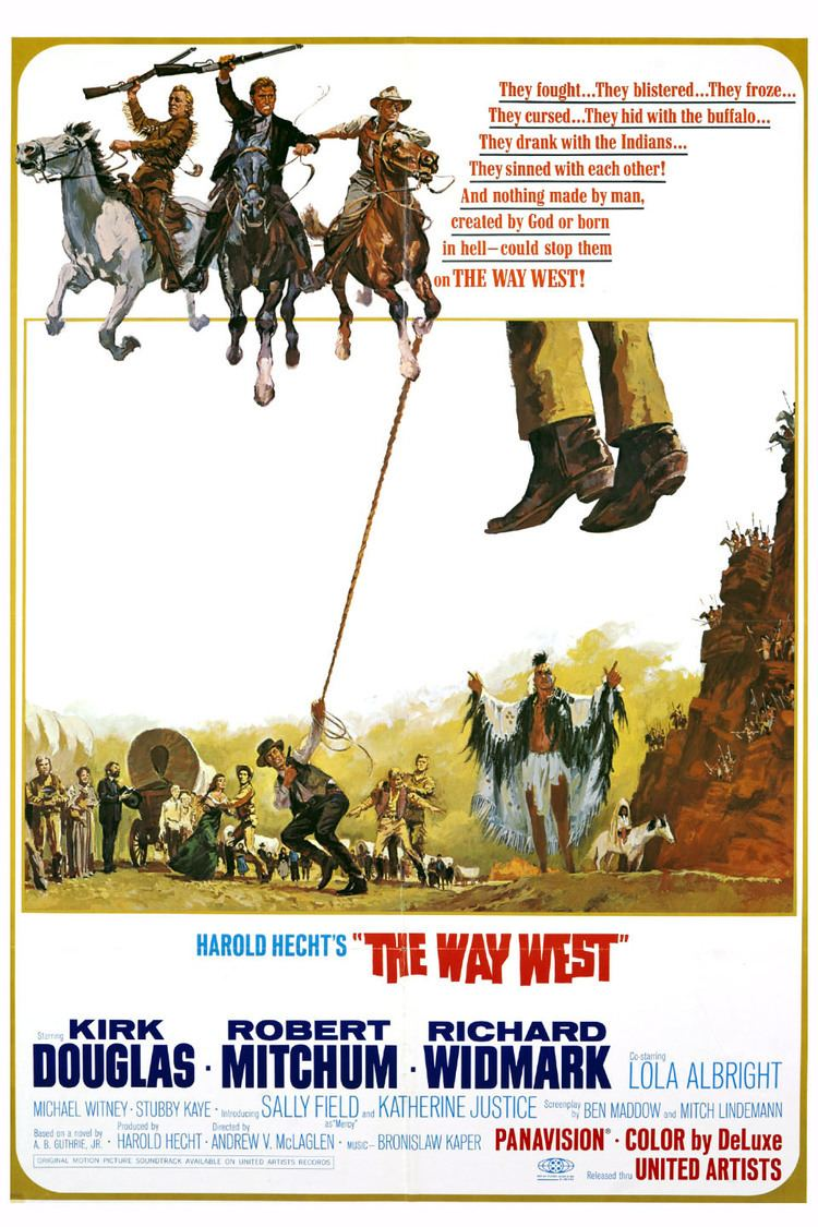The Way West (film) wwwgstaticcomtvthumbmovieposters2198p2198p