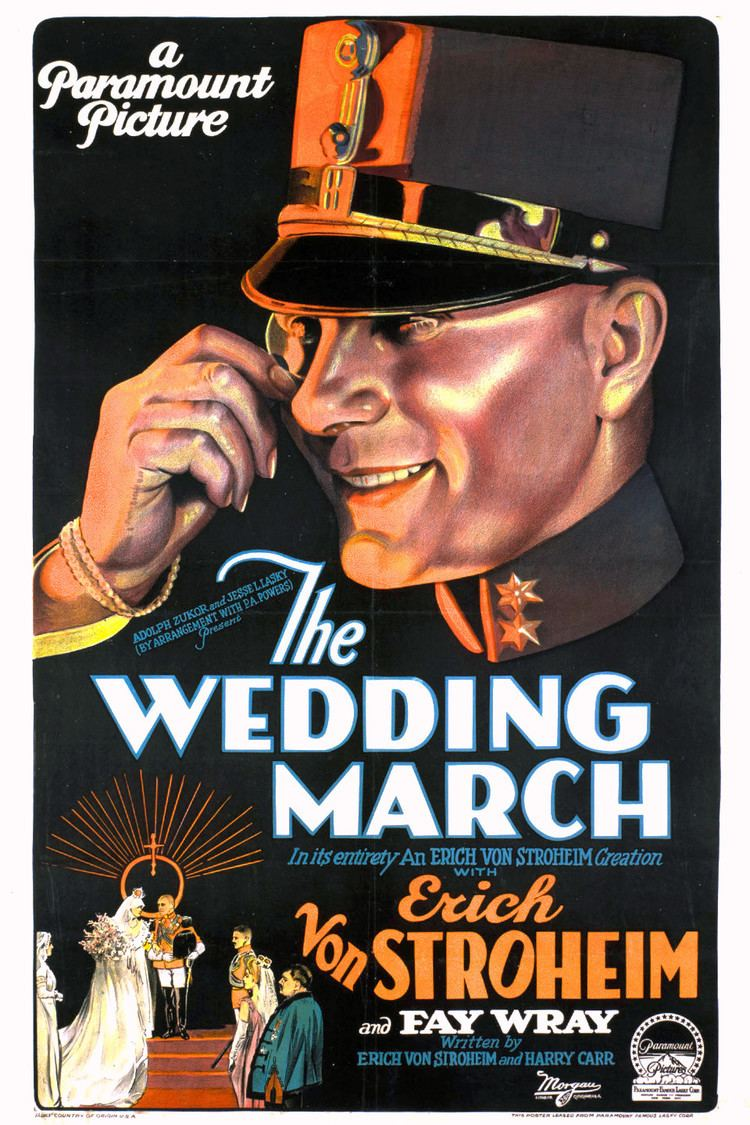 The Wedding March (1928 film) wwwgstaticcomtvthumbmovieposters48772p48772