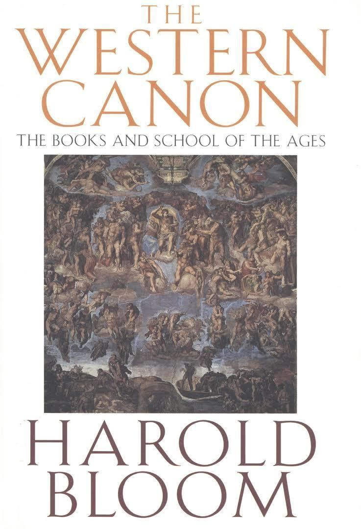 The Western Canon: The Books and School of the Ages t3gstaticcomimagesqtbnANd9GcRi831MDpFXNFIT