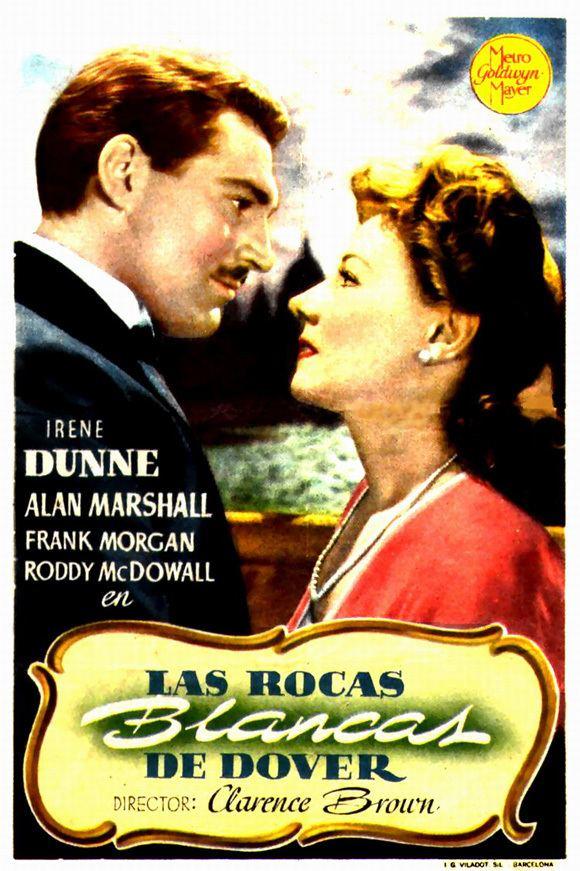 The White Cliffs of Dover (film) The White Cliffs of Dover Movie Posters From Movie Poster Shop