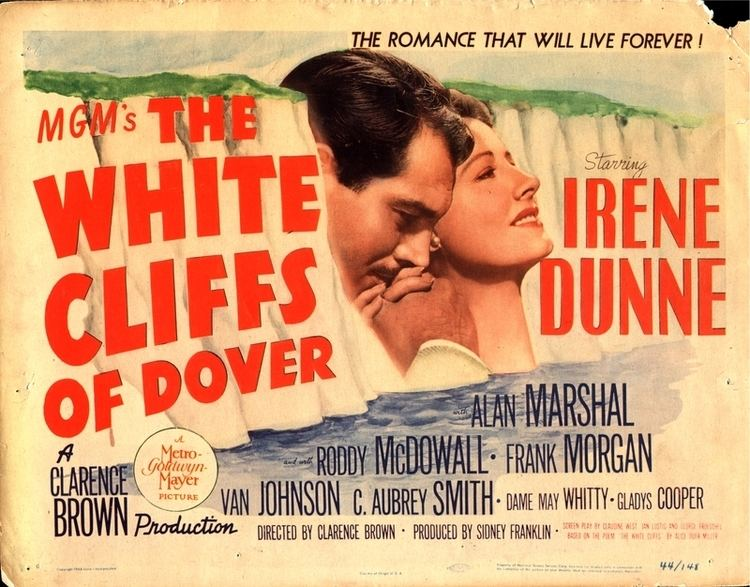 The White Cliffs of Dover (film) The White Cliffs of Dover 1944 Elizabeth Taylor Official