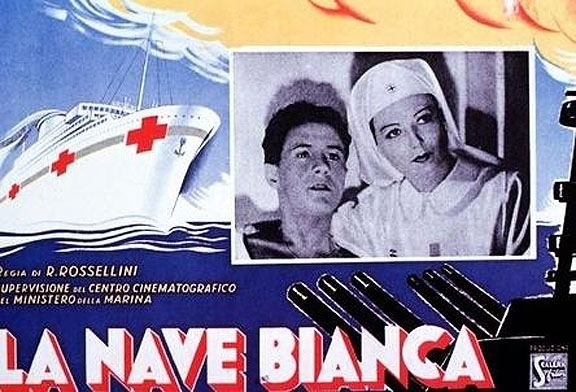 The White Ship (1941 film) La Nave Bianca The White Ship 1941 Roberto Rossellini fascist