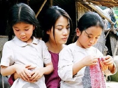 The White Silk Dress Vietnamese movies The White Silk Dress The Buffalo Boy The Rebel