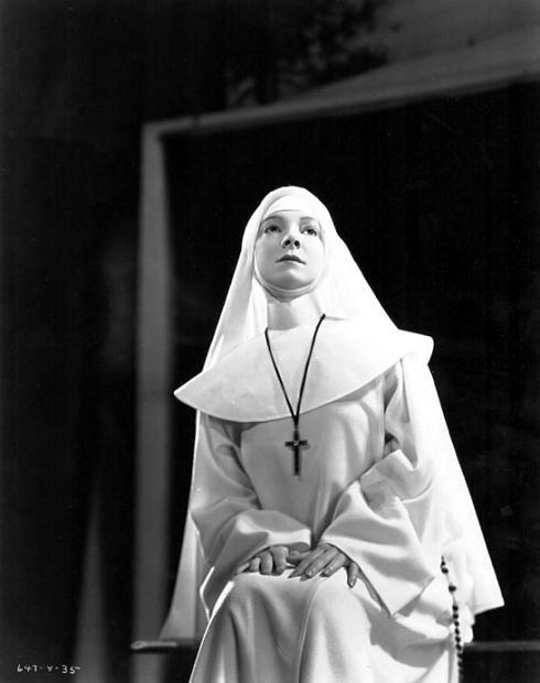 Helen Hayes The White Sister 1933 Cinema Nuns Sisters