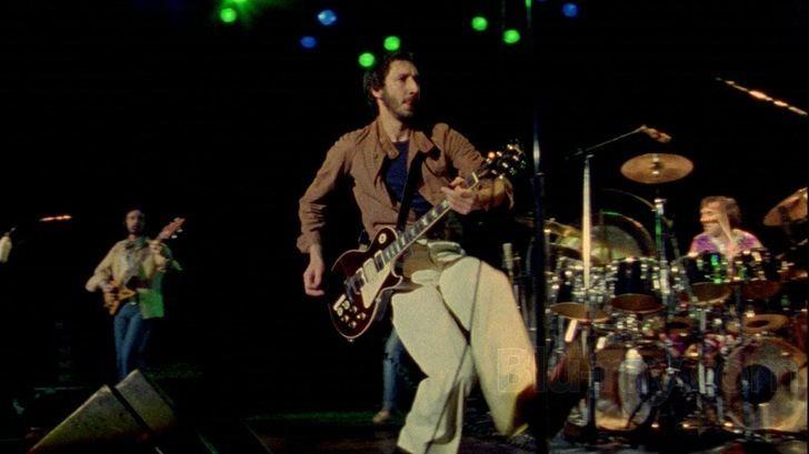 The Who at Kilburn: 1977 The Who at Kilburn 1977 Bluray