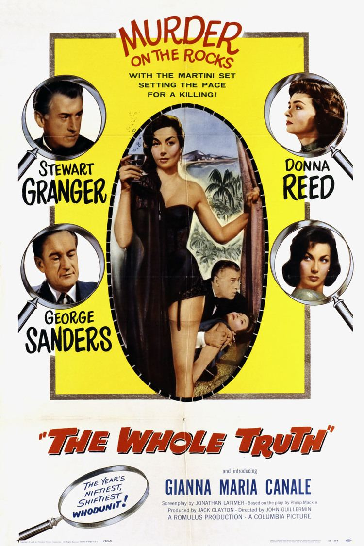 The Whole Truth (1958 film) wwwgstaticcomtvthumbmovieposters43153p43153