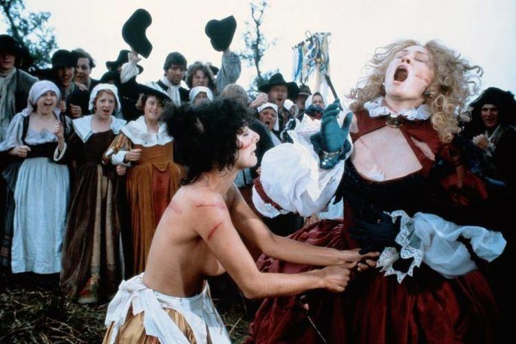 The Wicked Lady (1983 film) MOVIE REVIEW The Wicked Lady 1983 Comic Crusaders
