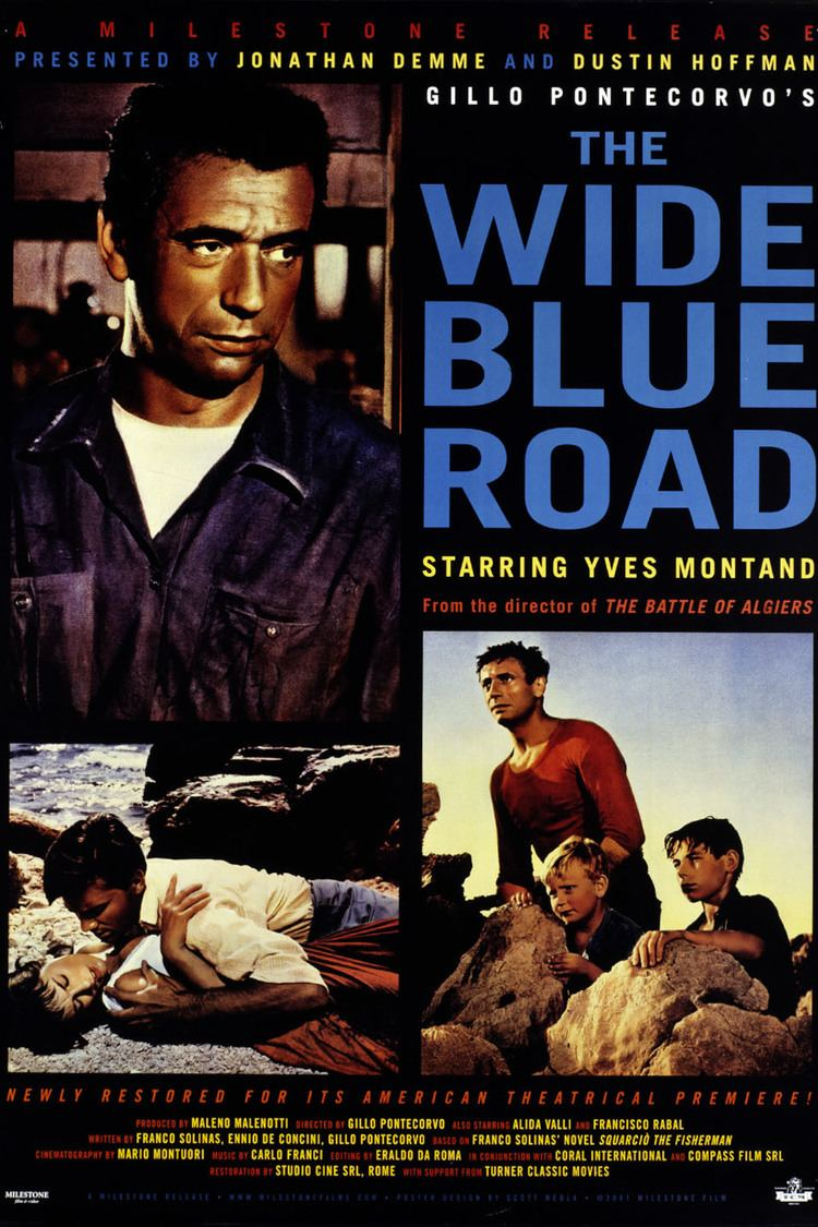 The Wide Blue Road wwwgstaticcomtvthumbmovieposters27910p27910